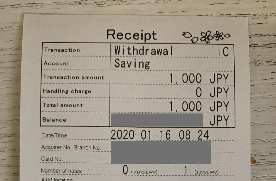 ユニオンバンク×セブン銀行ATM